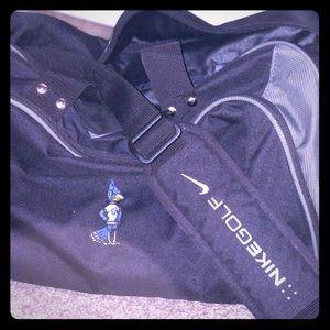 Nike Golf Duffle Bag w/ old Creighton Logo